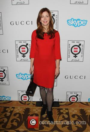 Dana Delany - A variety of stars attended the