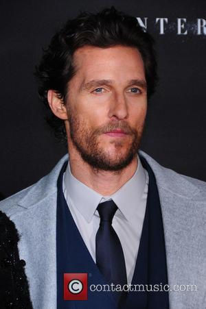 Matthew McConaughey To See Stars Again, As 'Interstellar' Actor Gets Walk Of Fame Honour