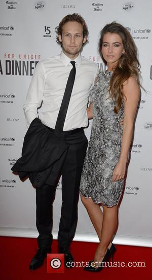 Daley Blind and Candy-Rae Fleur - Old Trafford football stadium was the venue for the 15th annual United for UNICEF...