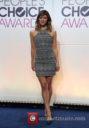 Katharine McPhee - Nominees for the 2015 People's Choice Awards were photographed at a Press Conference which was held at...