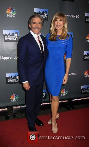 Geraldo Rivera and Leeza Gibbons