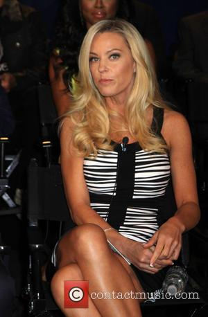 Kate Gosselin - After being embargoed for 9 months Donald Trumps Apprentice is releasing the March press conference photos. Kate...