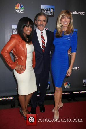 Keisha Knight Geraldo Rivera and Leeza Gibbons