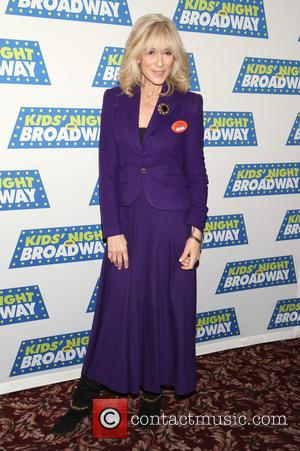 Judith Light - Shots from the Kids Night on Broadway press conference which was held at Sardi's restaurant in New...
