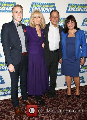 Tommy Craven, Judith Light, Tony Danza and Charlotte St. Martin