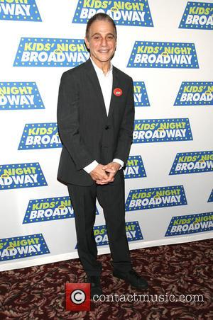 Tony Danza - Shots from the Kids Night on Broadway press conference which was held at Sardi's restaurant in New...