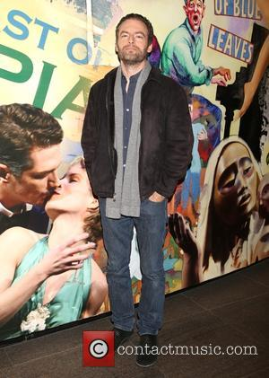 Justin Kirk - Opening night after party for 'The Oldest Boy' at the Mitzi E. Newhouse Theater - Arrivals at...
