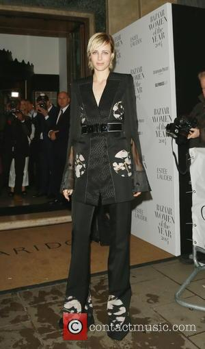 Edie Campbell - A variety of female stars attended the American fashion magazine 'Harper's Bazaar' Women of the Year Awards...