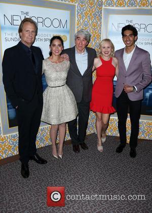 Jeff Daniels, Olivia Munn, Sam Waterston, Alison Pill and Dev Patel