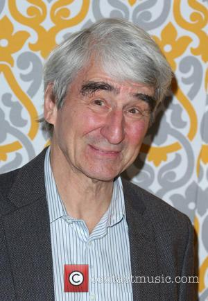 Sam Waterston - A variety of stars attended the third season premiere of the HBO TV series 'The Newsroom' at...