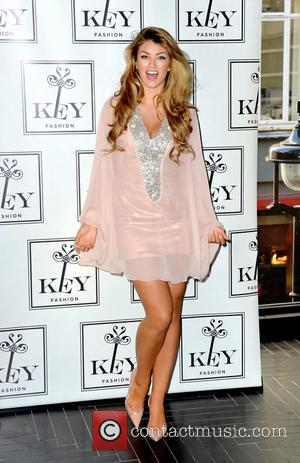 Amy Willerton - Amy Willerton is announced as the new face of KEY Fashions Autumn Winter 2014 Collection, at Chotto...