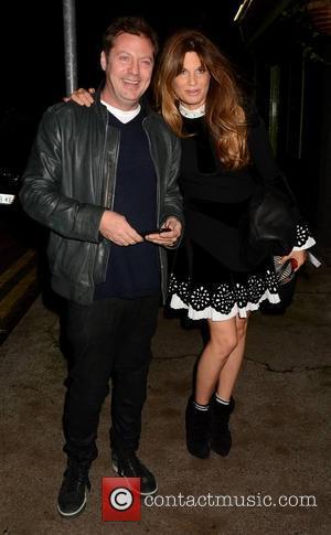 Jemima Khan - Celebrities go out for dinner at Locks Brasserie in Dublin - Dublin, Ireland - Tuesday 4th November...