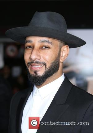 Swizz Beatz - Shots from the red carpet as the stars arrived for the Los Angeles premiere of