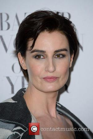 Erin O'Connor - Harper's Bazaar Women of the Year Awards 2014 - Arrivals - London, United Kingdom - Tuesday 4th...