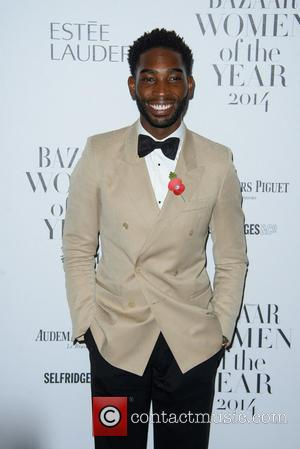 Tinie Tempah - Harper's Bazaar Women of the Year Awards 2014 - Arrivals - London, United Kingdom - Tuesday 4th...