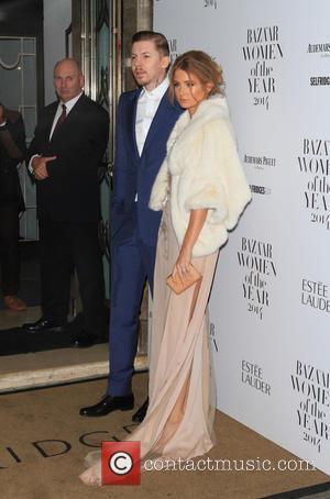Millie Mackintosh and Professor Green