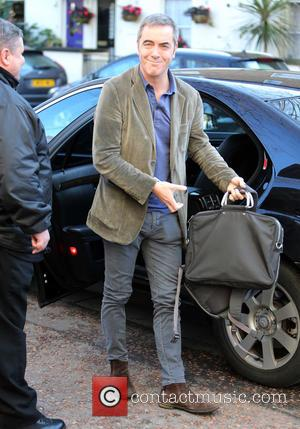 James Nesbitt - James Nesbitt outside the ITV studios - London, United Kingdom - Tuesday 4th November 2014
