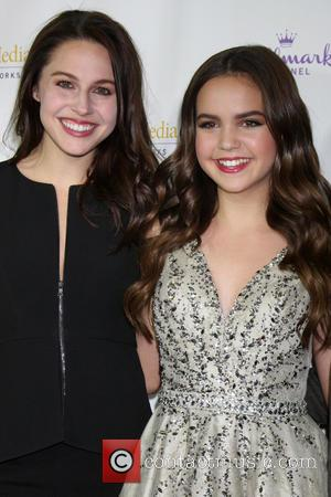Kaitlin Riley and Bailee Madison