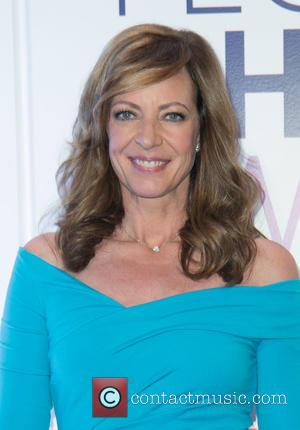 Allison Janney - Celebrities attend People's Choice Awards 2015 Nominations Press Conference at The Paley Center for Media. at The...