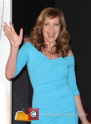 Allison Janney - Nominees for the 2015 People's Choice Awards were photographed at a Press Conference which was held at...