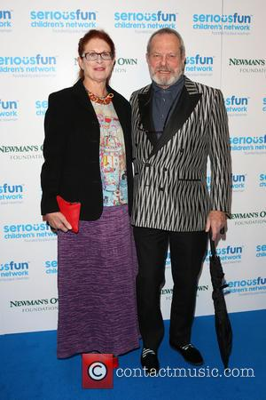 Terry Gilliam and Maggie Weston - SeriousFun Children's Network which is a global family of camps and programmes which aims...