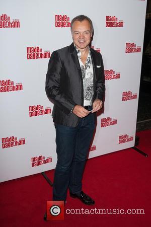 Graham Norton - Made In Dagenham - press night held at the Adelphi Theatre. - London, United Kingdom - Wednesday...