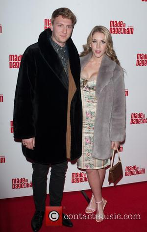 Katherine Ryan and Guest - Made In Dagenham - press night held at the Adelphi Theatre. - London, United Kingdom...