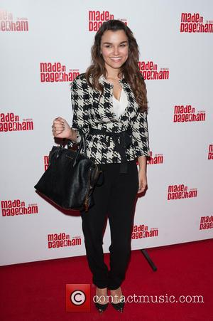 Samantha Barks - Made In Dagenham - press night held at the Adelphi Theatre. - London, United Kingdom - Wednesday...