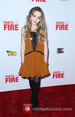 Sabrina Carpenter - A host of stars were photographed on the red carpet as they arrived at the Disney XD...