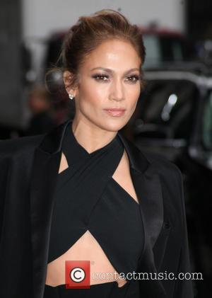 Jennifer Lopez Discusses Being Single & How She's 'Happy' For Ex-Husband Marc Anthony