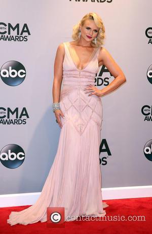 Miranda Lambert - 48th Annual CMA awards at the Bridgestone Arena - Red carpet at Bridgestone Arena - Nashville, Tennessee,...