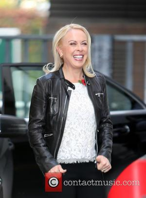 Jayne Torvill - Jayne Torvill outside the ITV Studios - London, United Kingdom - Wednesday 5th November 2014