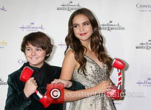 Max Charles and Bailee Madison