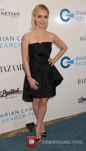Taryn Manning - 2014 Ovarian Cancer Research Fund's Legends Gala at The Pierre Hotel - Arrivals at Pierre - Manhattan,...