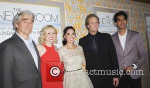 Sam Waterston, Alison Pill, Olivia Munn, Jeff Daniels and Dev Patel