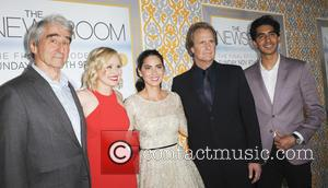 Sam Waterston, Alison Pill, Olivia Munn, Jeff Daniels and Dev Patel - A variety of stars attended the third season...