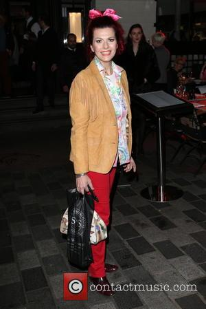 Cleo Rocos - Celebrities attend the launch party of the Cicchetti bar at Piccolino at Heddon Street - London, United...