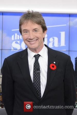 Martin Short To Replace Nathan Lane In It's Only A Play