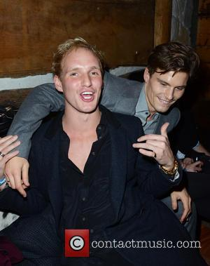 Oliver Cheshire and Jamie Laing