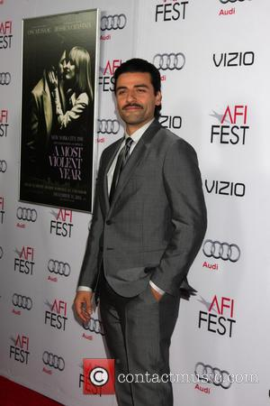 Oscar Isaac - AFI Film Festival - 'A Most Violent Year' - Screening at Dolby Theater - Los Angeles, California,...