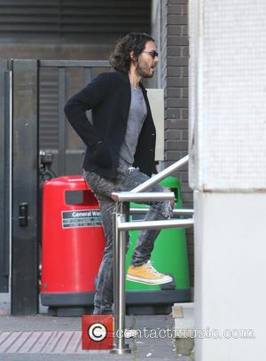 Russell Brand Shrugs Off Parklife Mocking