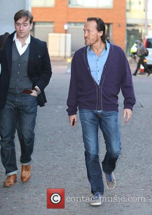Jerome Flynn and Matthew Macfadyen