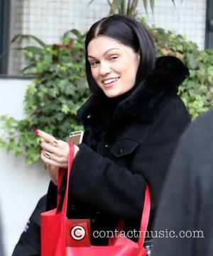 Jessie J - Jessie J outside ITV Studios today - London, United Kingdom - Thursday 6th November 2014