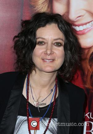 Sara Gilbert - A variety of stars were photographed as they attended the premiere of HBO's