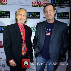Louis Pappas and Alyn Darnay - The 29th Annual Fort Lauderdale International Film Festival - Opening Ceremony at Amaturo Theater...