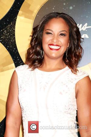 Laila Ali - Soul Train Awards 2014 held at Orleans Arena - Arrivals at MH - Las Vegas, Nevada, United...