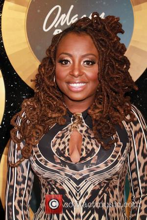 Ledisi - Soul Train Awards 2014 held at Orleans Arena - Arrivals at MH - Las Vegas, Nevada, United States...