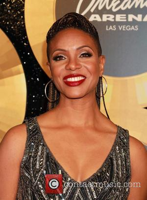 MC Lyte - Soul Train Awards 2014 held at Orleans Arena - Arrivals at MH - Las Vegas, Nevada, United...