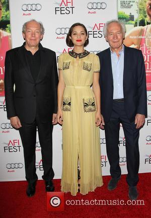Jean-pierre Dardenne, Marion Cotillard and Luc Dardenne