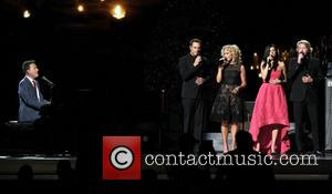 Michael W Smith and Little Big Town